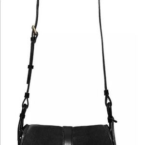 Michael Kors crossbody saddle bag bl purse